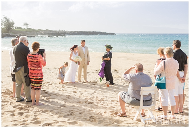 Photographer of Maui Weddings