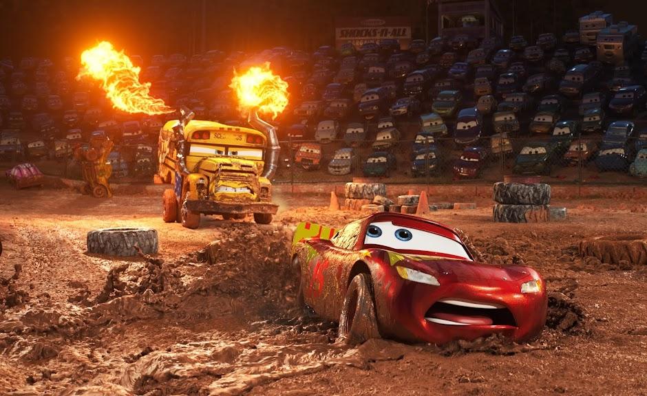 """Confira o trailer final de """"Carros 3"""", time de dubladores é anunciado"""