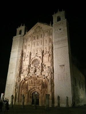 valladolid iglesia san pablo