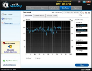تنزيل برنامج تنظيف الجهاز وتسريعه Systweak Disk Speedup