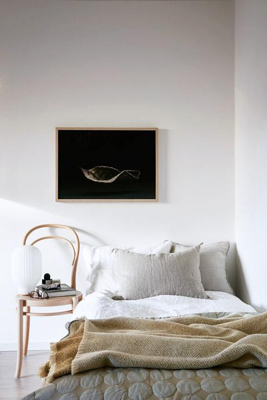 Al lado de la cama - Silla Thonet