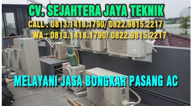 Service AC Profesional Di Depok