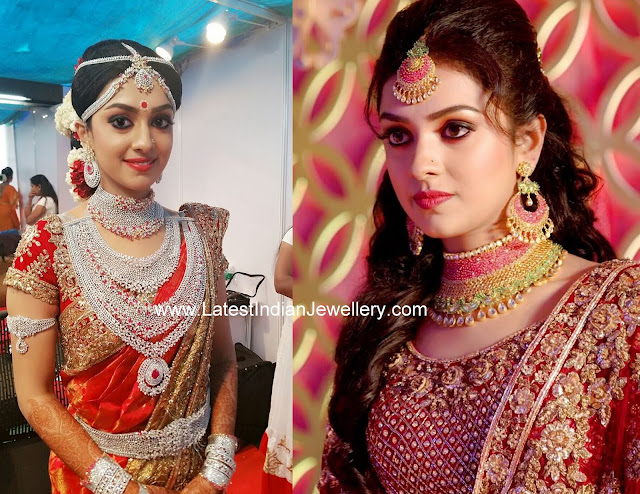 Ravi Pillai Daughter Wedding Jewellery