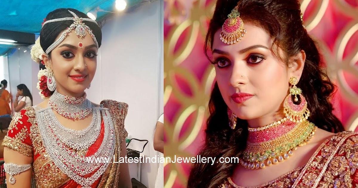 Ravi Pillai Daughter Wedding Jewellery