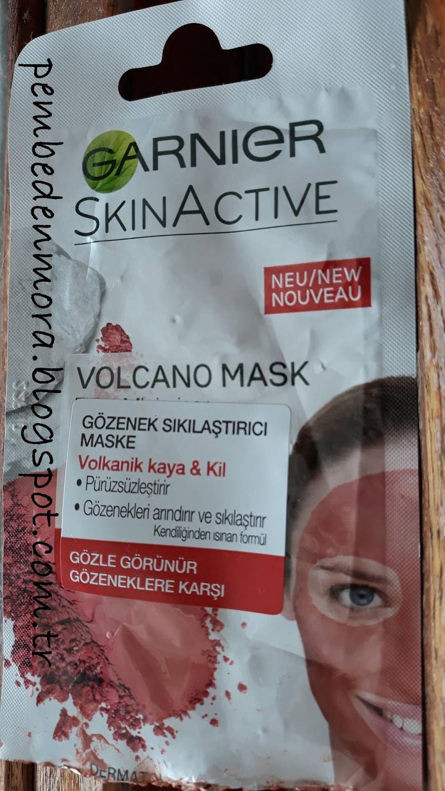 Sıkılaştırıcı kil maskesi