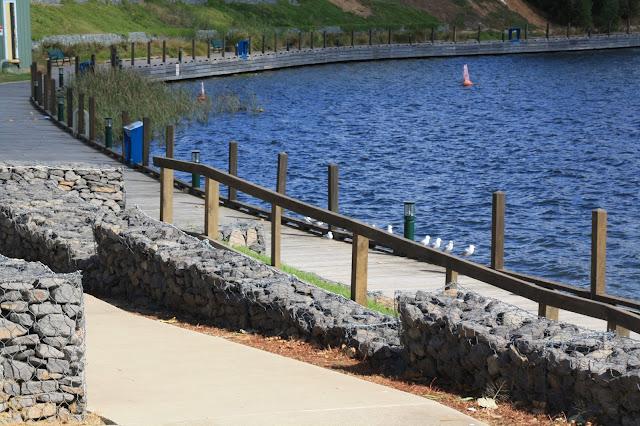 Nagambie Lake Boardwalk