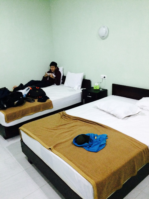 double bed o3 homestay