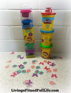 Living a Fit and Full Life: Enter to Win a Play-Doh Bath