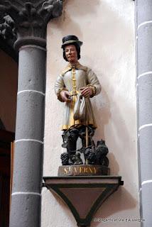 Saint Verny de Saint Amant Tallende.