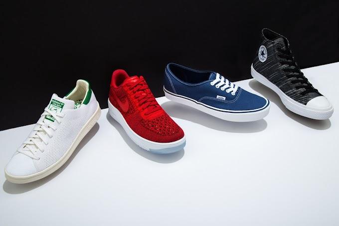 Tips Merawat Sneakers Supaya Terlihat Baru