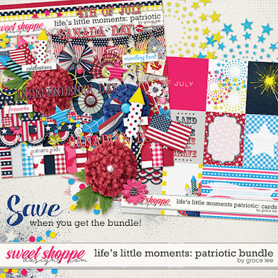 Life's Little Moments: Patriotic Bundle