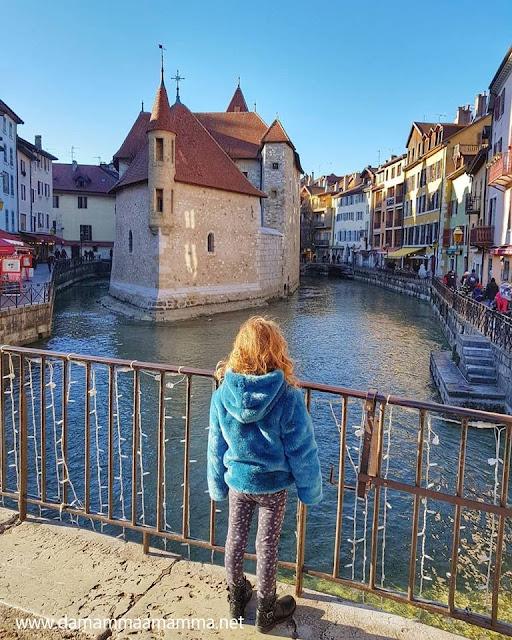 Annecy con bambini. In giro per il capoluogo dell'Alta Savoia