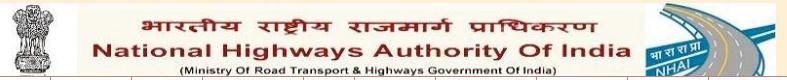 www.nhai.org Recruitment 2020-19  National Highways Authority of India