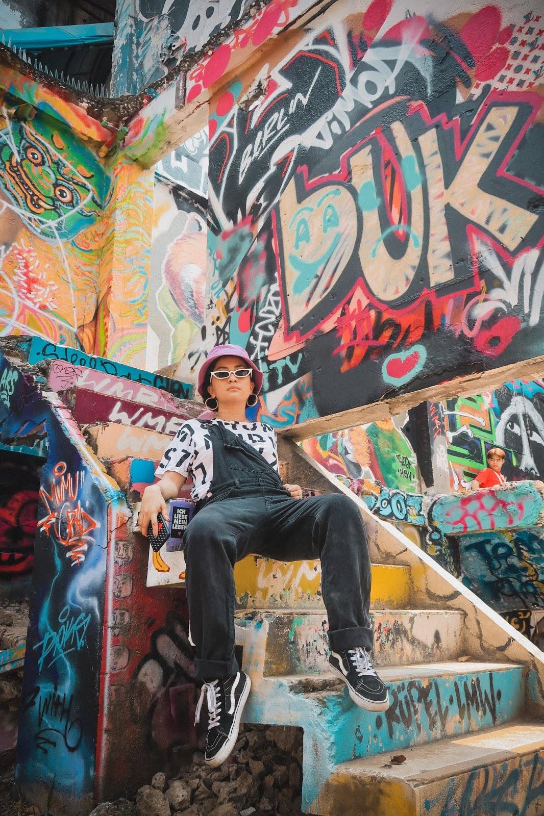 Graffiti Jungle | Chalerm La Park