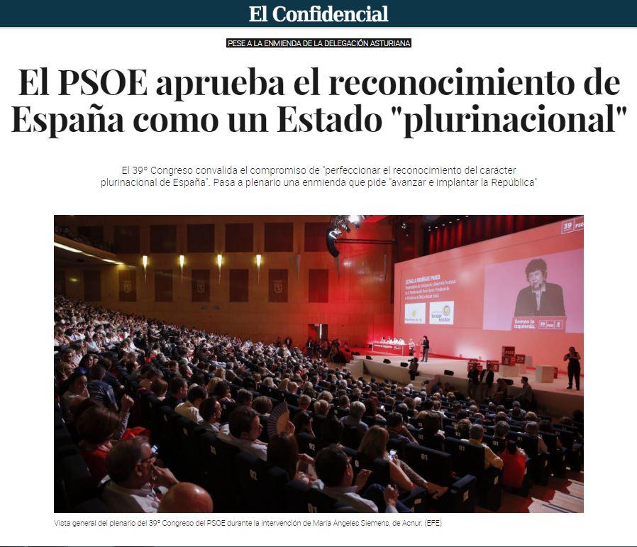 Las hispánicas entretelas de algún veterano socialista se agitan  escandalizadas. Guerra pide la aplicación del artículo 155 de la CE. No fue  suficiente su ... 28d48450342c4