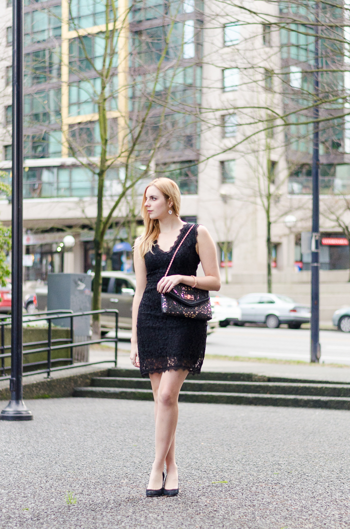 the urban umbrella style blog, vancouver style blog, vancouver fashion blog, vancouver lifestyle blog, vancouver health blog, vancouver fitness blog, vancouver travel blog, canadian fashion blog, canadian style blog, canadian lifestyle blog, canadian health blog, canadian fitness blog, canadian travel blog, bree aylwin, what to wear on new years eve, new years eve style, temperance collection black lace dress, how to style a LBD, new years eve outfit idea, best new years eve fashion, nye couples outfits, what to wear to a office party, what to wear to a Christmas party, festive outfit ideas, cage high heels, trendy heels, best fashion blogs, best style blogs, best lifestyle blogs, best fitness blogs, best health blogs, best travel blogs, top fashion blogs, top style blogs, top lifestyle blogs, top fitness blogs, top health blogs, top travel blogs