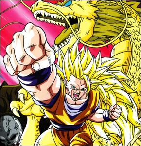 Dragon Ball Z Pelicula 13 - El ataque del dragón