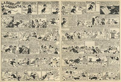 Pulgarcito Almanaque 1948
