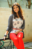 Colors Swathi New Glamorous Photo HeyAndhra