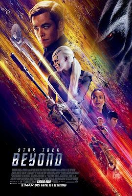 ตัวอย่างหนังใหม่ : Star Trek Beyond (สตาร์เทร็ค: ข้ามขอบจักรวาล) ซับไทย poster 2