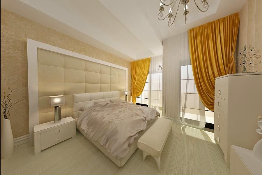 design interior dormitor matrimonial casa Constanta