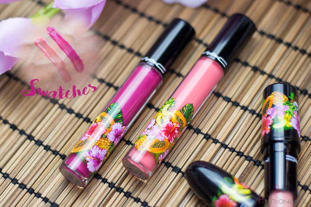 MAC Juicy Fruity Limited Edition Cremesheen Lipglass