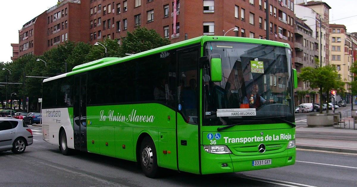 autobuses de bizkaia mercedes tourismo de la union alavesa. Black Bedroom Furniture Sets. Home Design Ideas