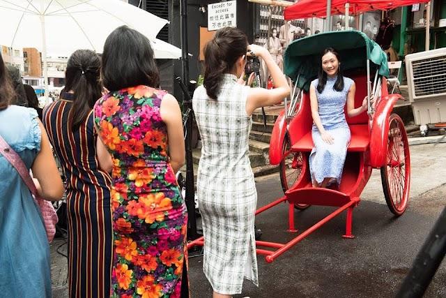 【香港古蹟遊】2018「文物時尚‧荷李活道」 街頭嘉年華