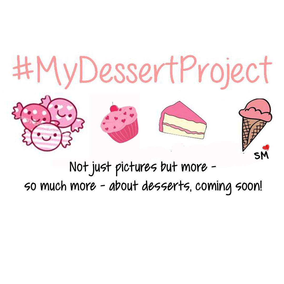 #MyDessertProject : December 2017
