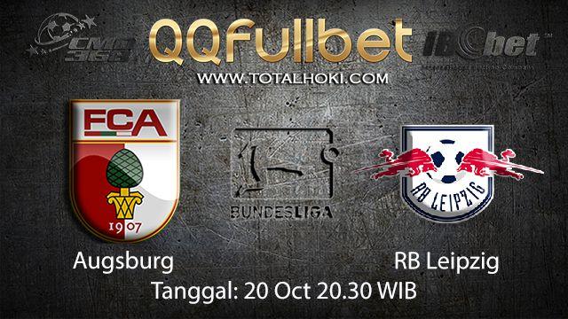 Prediksi Bola Jitu Augsburg vs RB Leipzig 20 Oktober 2018 ( German Bundesliga )