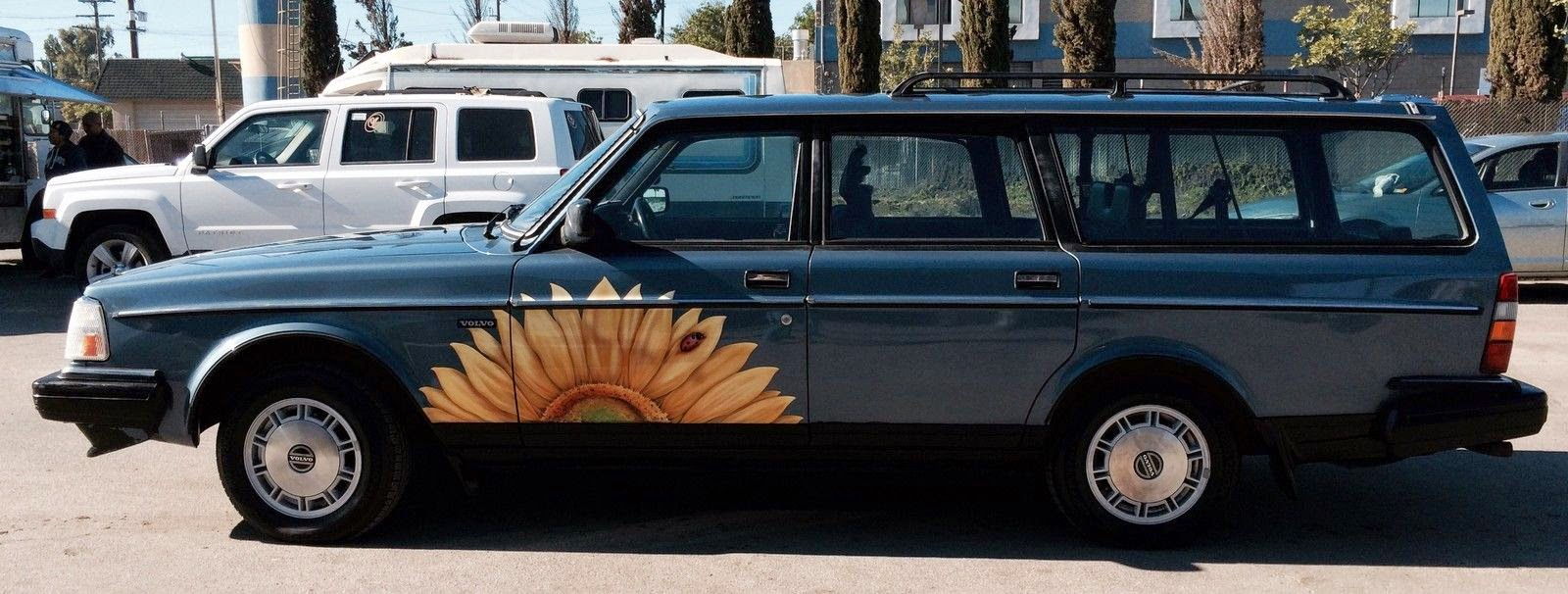 Daily Turismo 2k It S Always Sunny In A Volvo 1986 Volvo 245 Dl Wagon