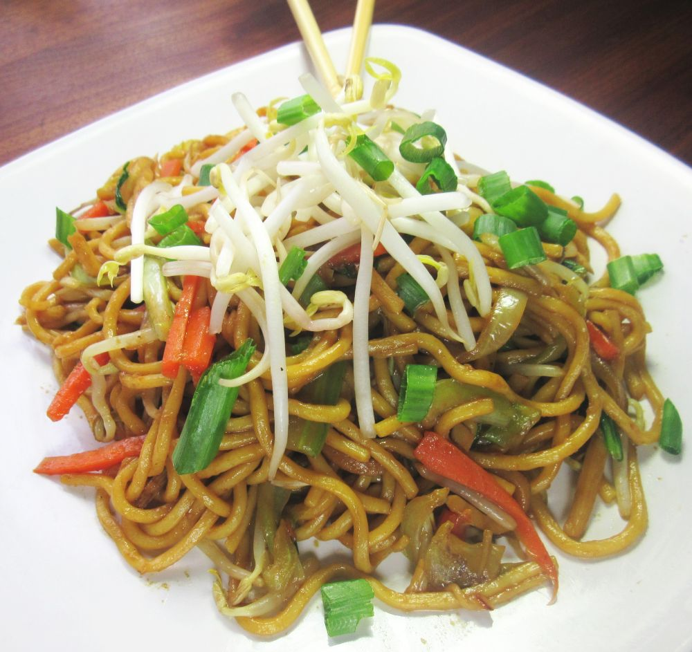 Chinisse Food: Tess Cooks4u: How To Make The Best Chinese Lo Mein