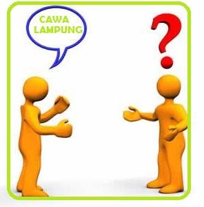 Contoh Kalimat Bahasa Lampung dan Artinya