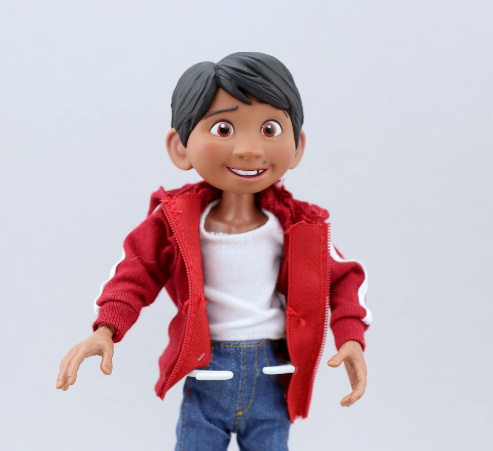 disney store miguel singing doll