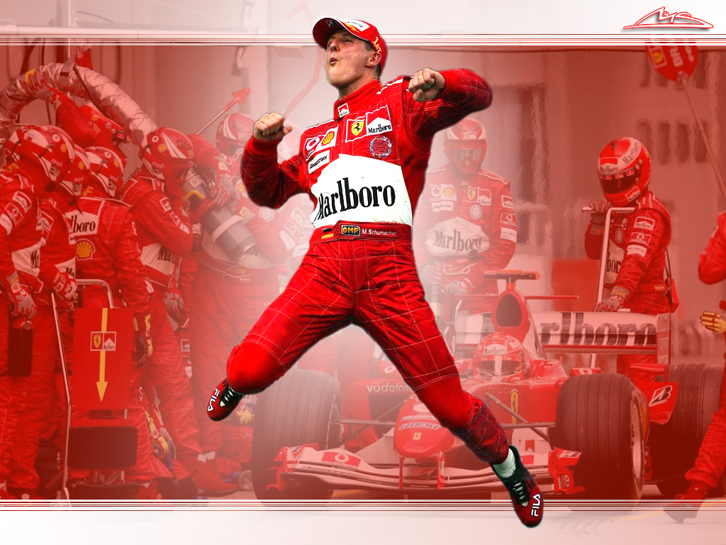 two buck howie take care michael schumacher. Black Bedroom Furniture Sets. Home Design Ideas