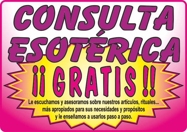 CONSULTA ESOTÉRICA GRATIS