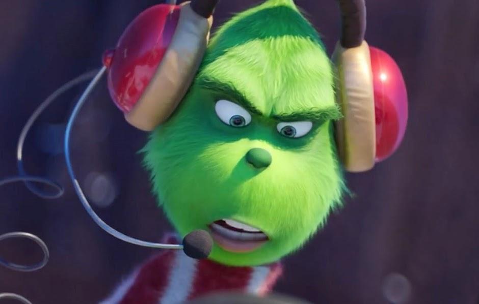 """Lázaro Ramos é anunciado como a voz de """"O Grinch""""; assista ao novo trailer dublado da animação"""