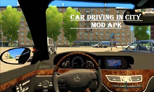 Download Car Driving In City Mod Apk Android Game