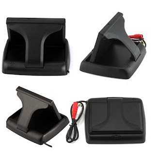 """mini monitor 4.3"""" auto parcheggio"""