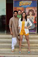 Parineeti Chopra with Ayushmann Khurrana at the Launch of Trailer of Meri Pyaari Bindu 017.JPG