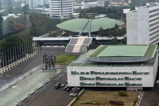 QC Rakata Institut, Ini Daftar Wakil Lampung Yang Akan Duduk Di Senayan