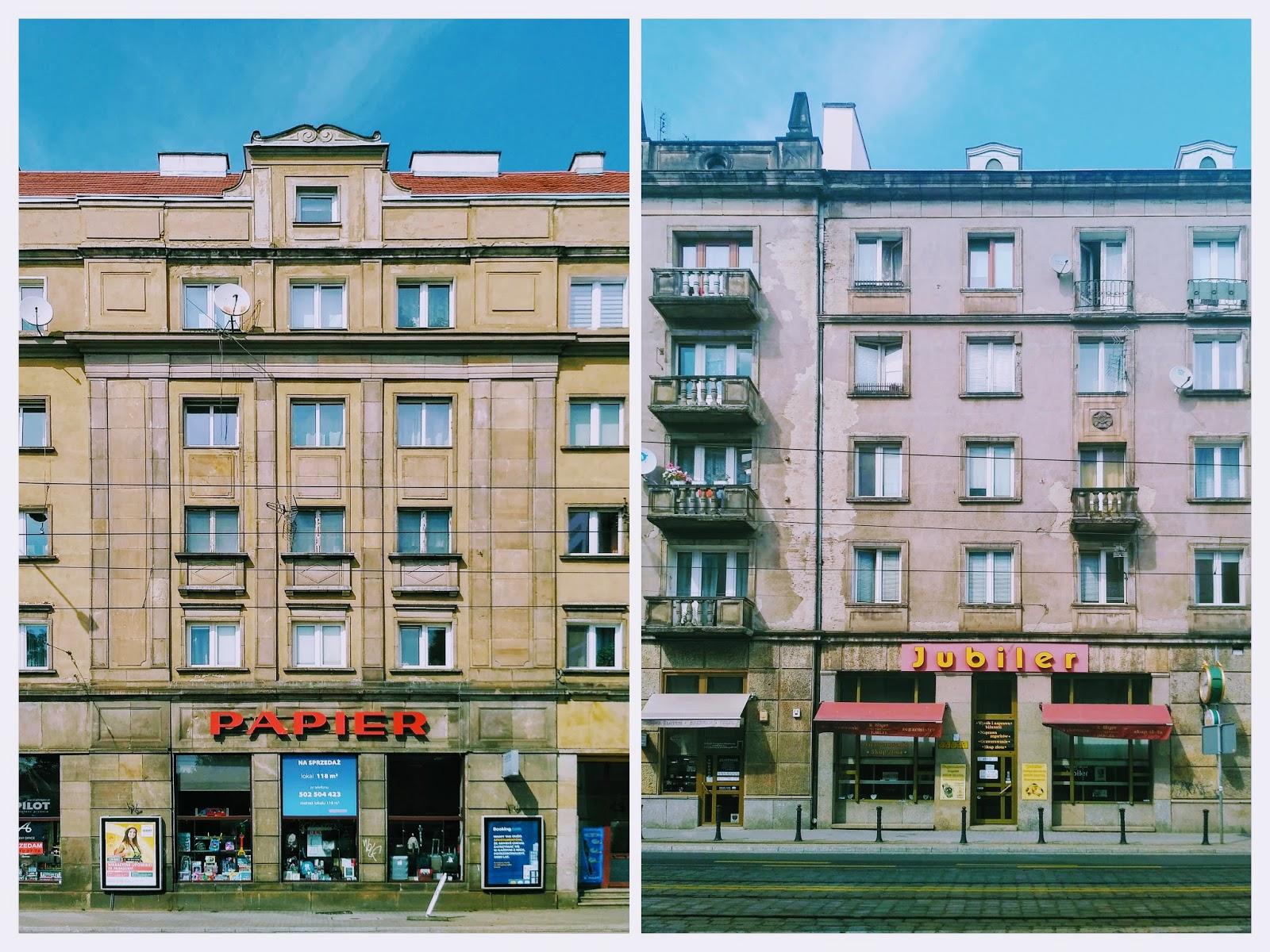 Wrocław ul. Piłsudskiego