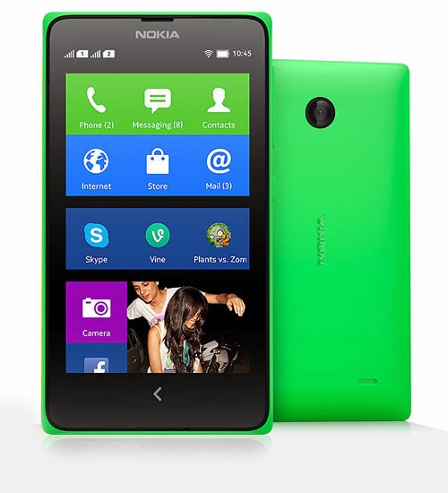 Nokia X A110 Pictures