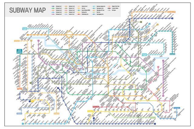 Korea Subway Map Line 5.How To Ride Seoul S Subway And Everything You Want To Know About