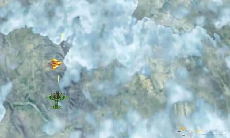 تحميل لعبة حرب الطائرات Sky Fire