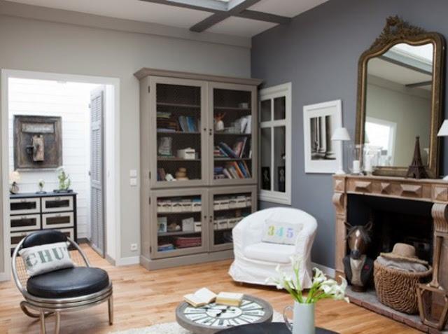 interior esp ritu del reciclaje una casa de poca decoraci n. Black Bedroom Furniture Sets. Home Design Ideas