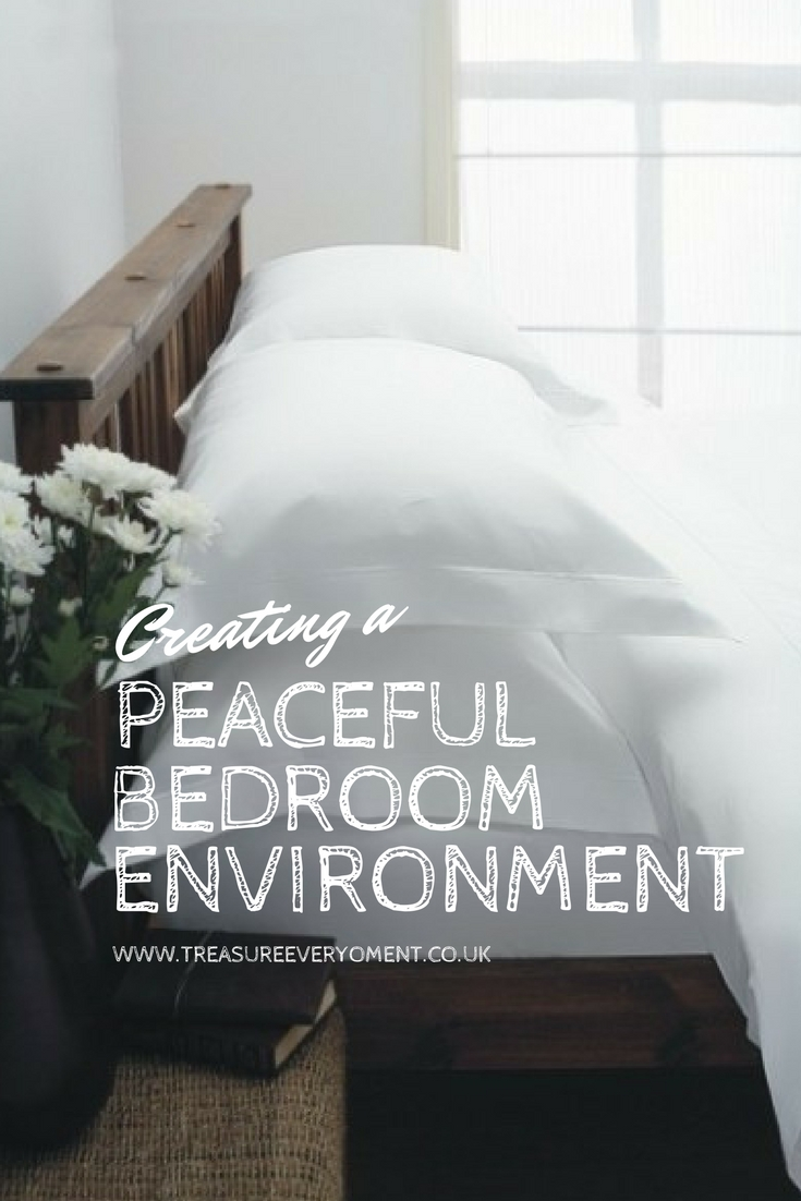 HOME: Creating a Peaceful Bedroom Environment as a Parent