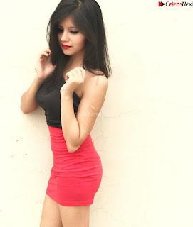 Merrylin Boro sizzling Mumbai based model sizzling Bikini Pics