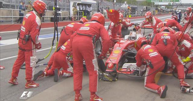 Gara-Gara Ferrari Vettel Gagal Menang di Canada