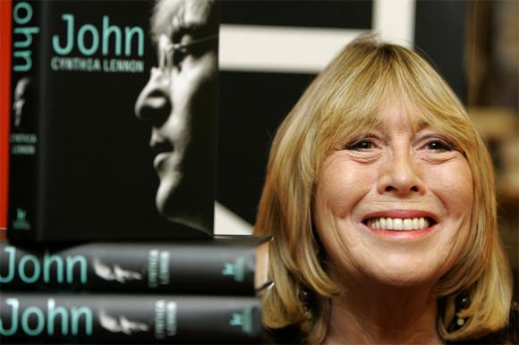 Cynthia, la première épouse de John Lennon, est décédée